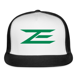 Zach Trucker Hat (Throwback Green) - Trucker Cap