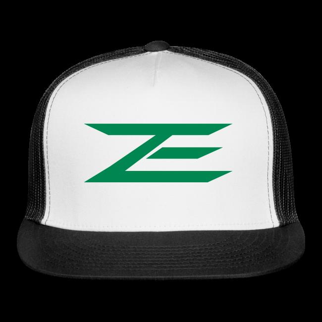 Zach Trucker Hat (Throwback Green)