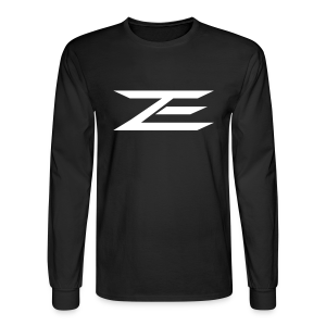 Zach Logo Shirt - Men's Long Sleeve T-Shirt