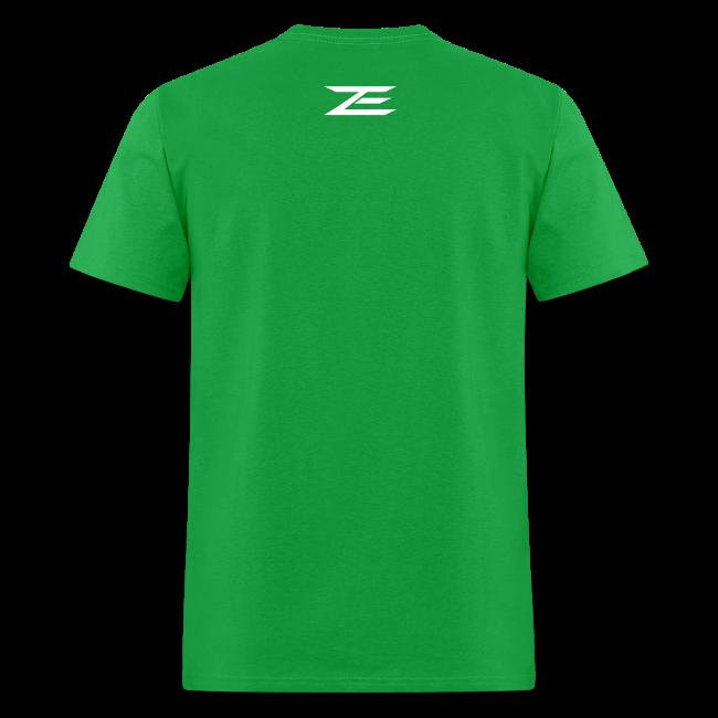 Zach Logo Shirt (Throwback Green)