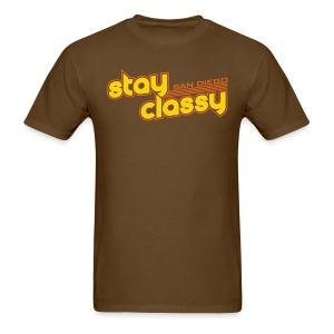 Stay Classy San Diego - Men's T-Shirt