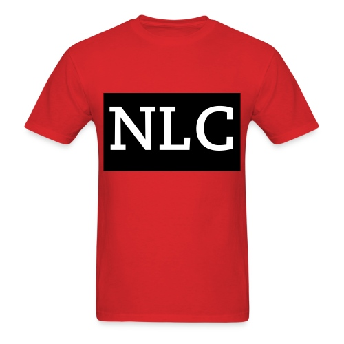 NLC TSHIRT ( DigiPrint ) - Men's T-Shirt