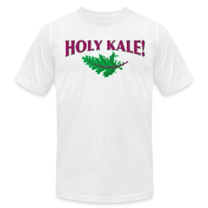 HOLY KALE! - Men's T-Shirt by American Apparel