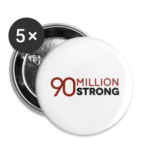 90mStrong Buttons - Small Buttons