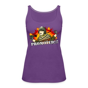Ladies Promoted Tank Top - Women's Premium Tank Top