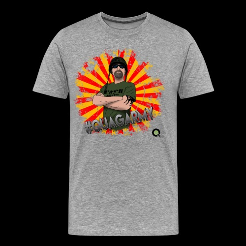 #QuagArmy - Men's Premium T-Shirt