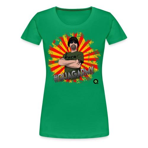 #QuagArmy - Women's Premium T-Shirt