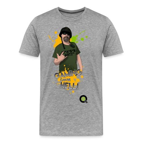 Gaming Splat - Men's Premium T-Shirt