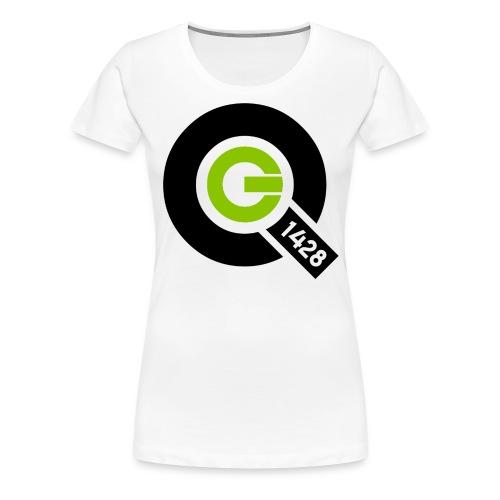 Logo Tee - Women's Premium T-Shirt