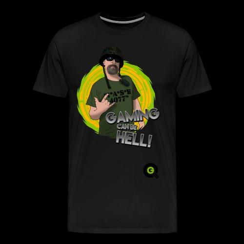 Big Trouble - Men's Premium T-Shirt