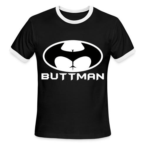 Buttman - Men's Ringer T-Shirt