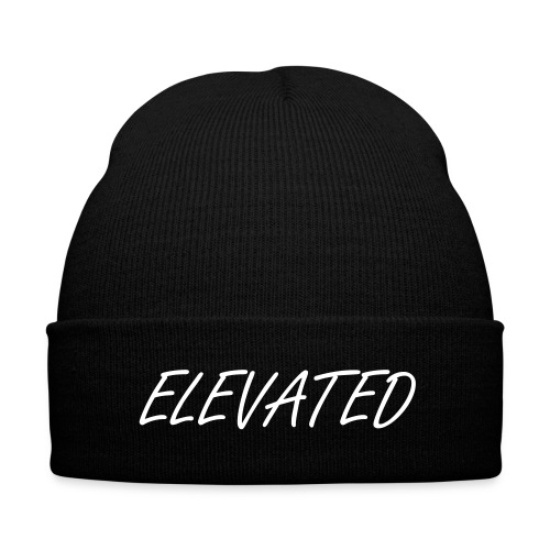 ELEVATED Knit Cap - Knit Cap with Cuff Print