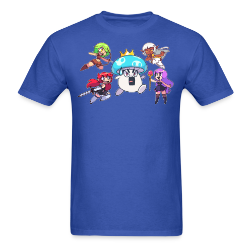 Free to Play Fight - Men's T-Shirt