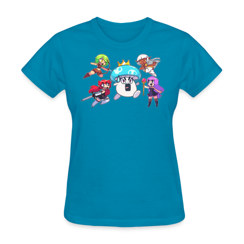 Free to Play Fight - Women's T-Shirt