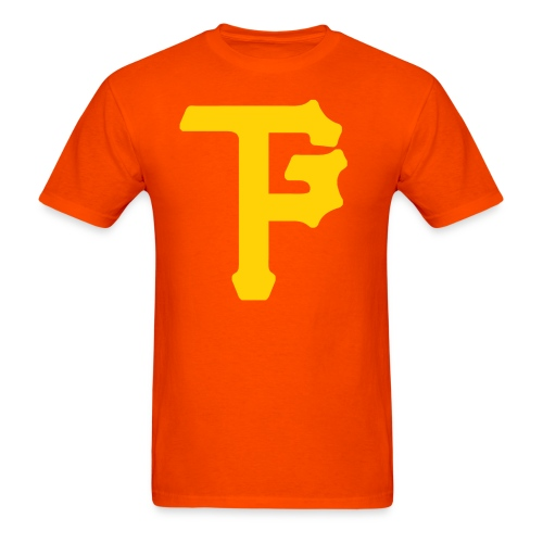Orange Tasty Gaming Shirt Mens - Men's T-Shirt