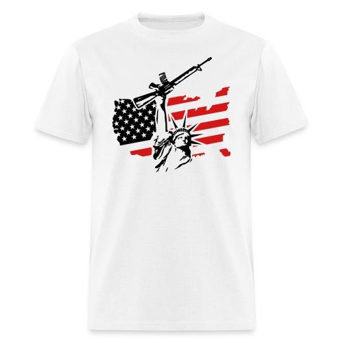 USA Gun Men's Tee - Men's T-Shirt