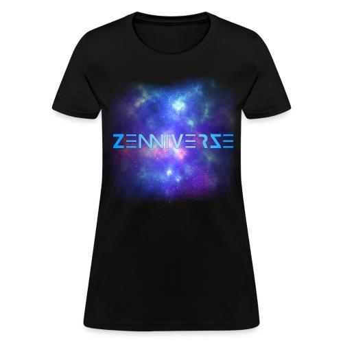 Zenniverse T-Shirt (Women) - Women's T-Shirt