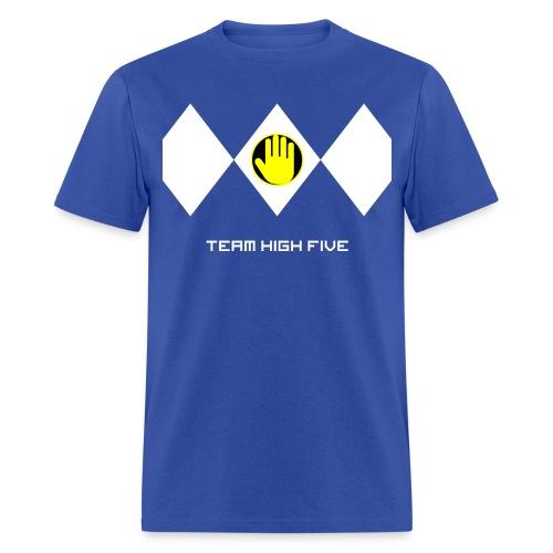 MMPR-Style Shirt - Men's T-Shirt