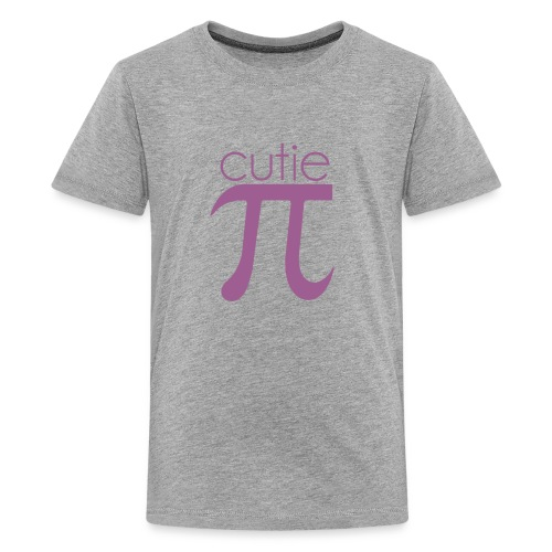 You can call  me cutie pi - Kids' Premium T-Shirt