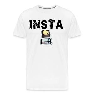 Instagram 2 - Men's Premium T-Shirt