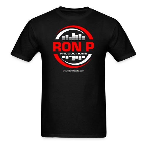 Black Ron P Productions Tee - Men's T-Shirt
