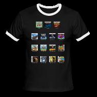 T-Shirts ~ Men's Ringer T-Shirt ~ Renegade Kid 2007 - 2015