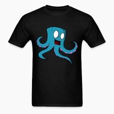 Jerry the Octopus T-Shirts