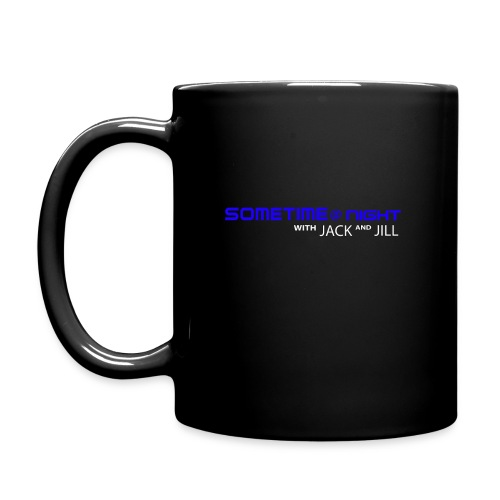 Sometime @Night Mug - Full Color Mug