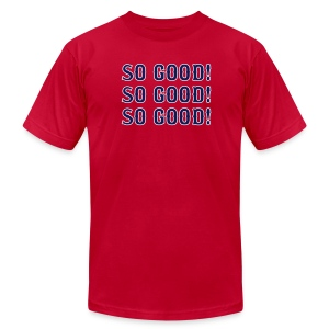 So Good! (Boston) - Men's T-Shirt by American Apparel