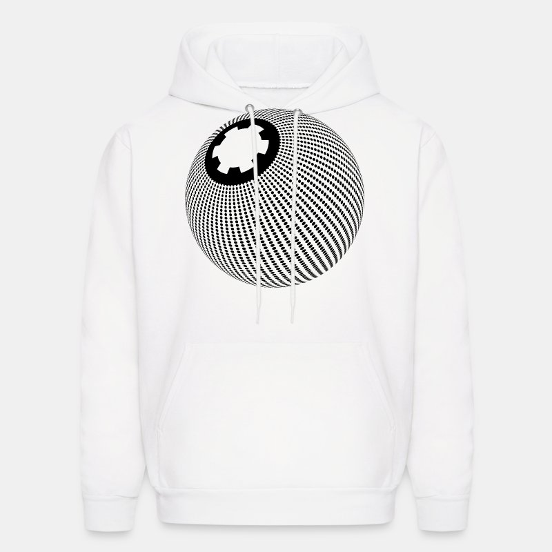 Men's Hoodie - We own multiple versions of this Hoodie in the SoundMorph offices. Trust us, it's super comfy, washes really well, and retains it's inner softness. You can not loose with this one. top notch and quality endorsed by the SoundMorph team.