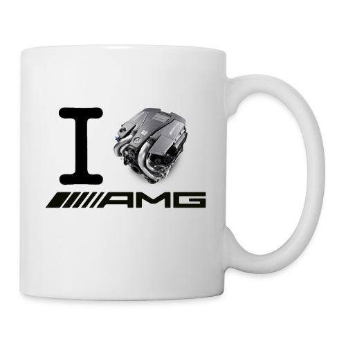 I love AMG Engine - Coffee/Tea Mug - Coffee/Tea Mug