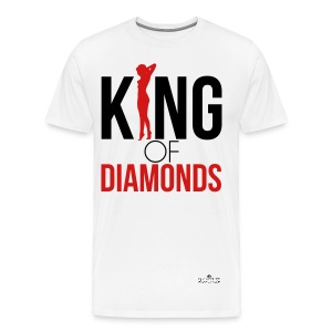 Galaxy Life King of Diamonds - Men's Premium T-Shirt