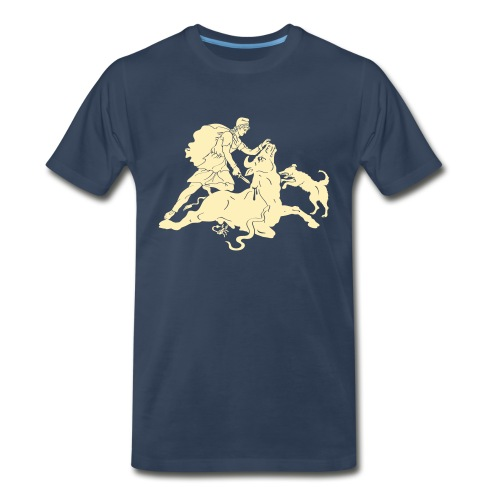 Mithras - Men's Premium T-Shirt