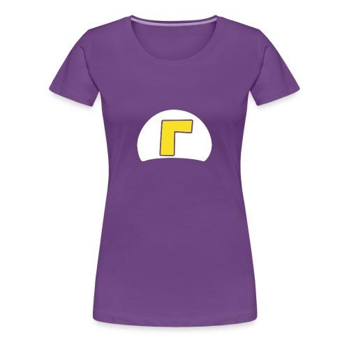 Waluigi Women's T-Shirt - Women's Premium T-Shirt