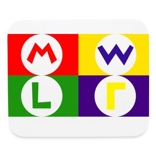 Super Mario Bros Mouspad - Mouse pad Horizontal