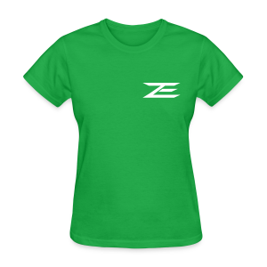 Zach #86 Jersey Shirt (Throwback Green) - Women's T-Shirt