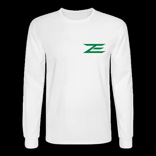 Zach #86 Jersey Shirt - Men's Long Sleeve T-Shirt