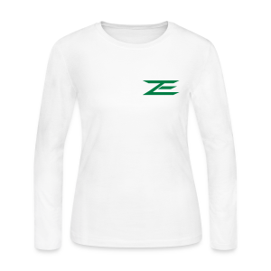 Zach #86 Jersey Shirt - Women's Long Sleeve Jersey T-Shirt