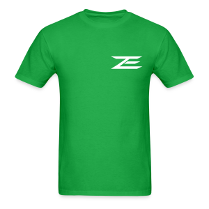 Zach #86 Jersey Shirt (Throwback Green) - Men's T-Shirt