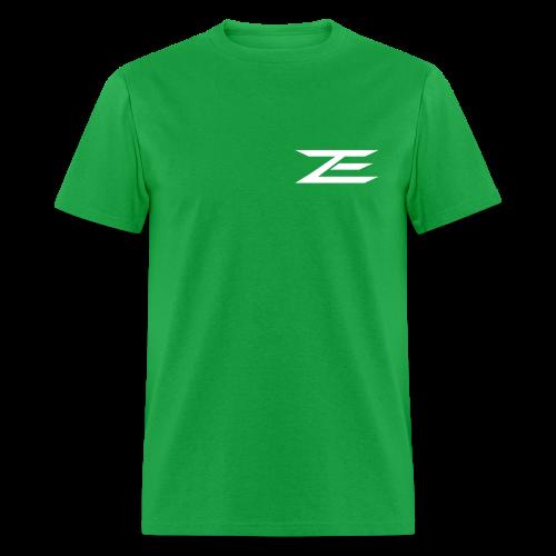 Zach #86 Jersey Shirt (Throwback Green) - Men's T-Shirt