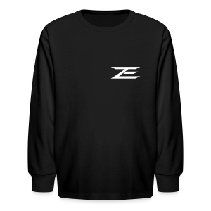 Zach #86 Jersey Shirt - Kids' Long Sleeve T-Shirt