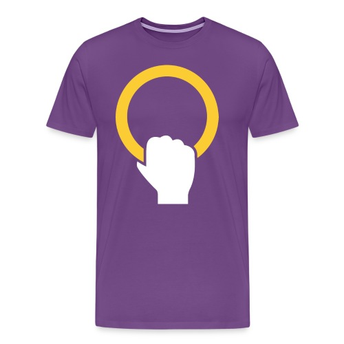 Brass Ring Club (Solid) - Men's Premium T-Shirt