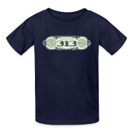 Kids' Shirts ~ Kids' T-Shirt ~ In Detroit We Trust