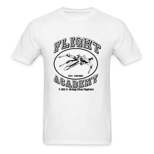 flight academy - Men's T-Shirt
