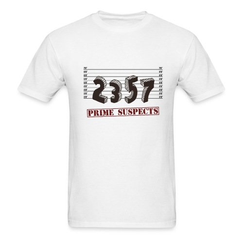 prime suspects - Men's T-Shirt