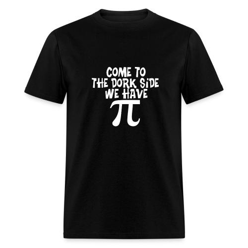 dork side pie - Men's T-Shirt