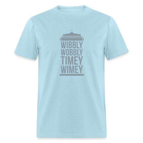 timey - Men's T-Shirt