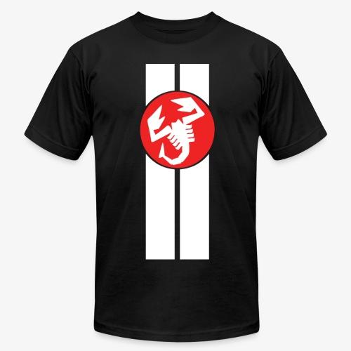 abarth racing - Men's Fine Jersey T-Shirt