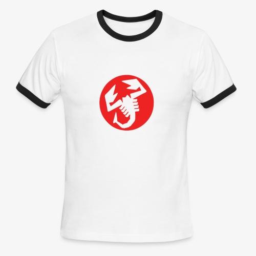 abarth racing - Men's Ringer T-Shirt
