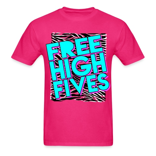 Wrestler Parody Shirt - Men's T-Shirt
